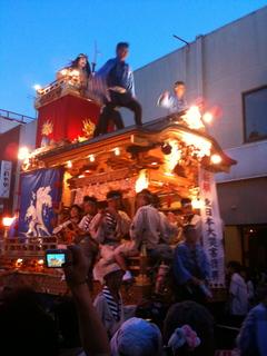 成田祭り'11